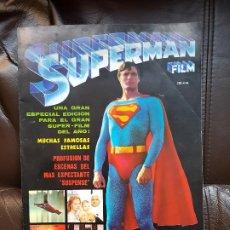 Cómics: SUPERMAN EL FILM. Lote 189821943