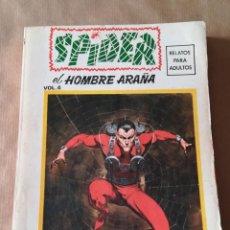Cómics: SPIDER EL HOMBRE ARAÑA VOL 1. Nº 6 VÉRTICE. Lote 190039497