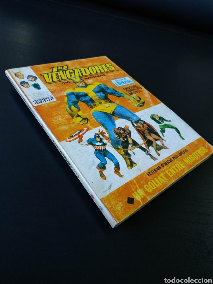 NORMAL ESTADO VENGADORES 12 VERTICE TACO (Tebeos y Comics - Vértice - Vengadores)