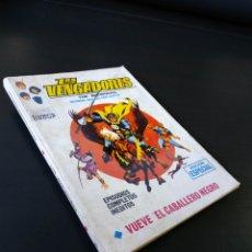 Cómics: BUEN ESTADO VENGADORES 21 VERTICE TACO. Lote 190052747