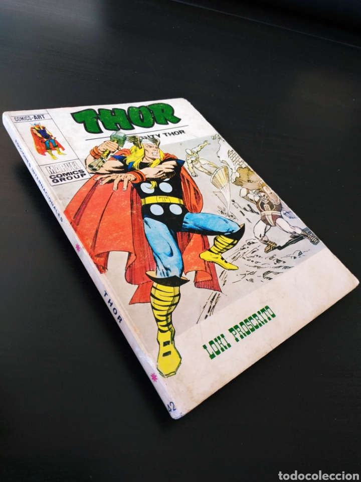 NORMAL ESTADO THOR 42 VERTICE TACO (Tebeos y Comics - Vértice - Thor)