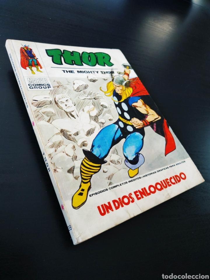 BUEN ESTADO THOR 28 VERTICE TACO (Tebeos y Comics - Vértice - Thor)