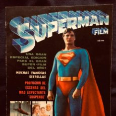 Comics : SUPERMAN FILM EDICIONES VERTICE DC COMICS 1979. Lote 190133117