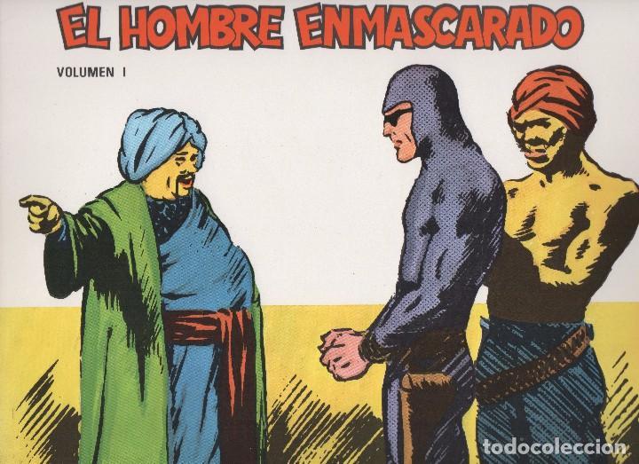 EL HOMBRE ENMASCARADO GUIÓN LEE FALK DIBUJOS RAY MOORE (Tebeos y Comics - Vértice - Hombre Enmascarado)