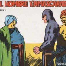 Cómics: EL HOMBRE ENMASCARADO GUIÓN LEE FALK DIBUJOS RAY MOORE. Lote 190141031