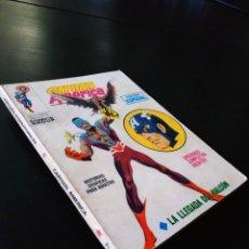 Comics: NORMAL ESTADO CAPITAN AMERICA 7 VERTICE TACO. Lote 190146255