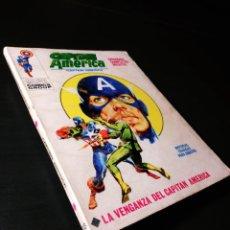 Cómics: BUEN ESTADO CAPITAN AMERICA 23 VERTICE TACO. Lote 190148308