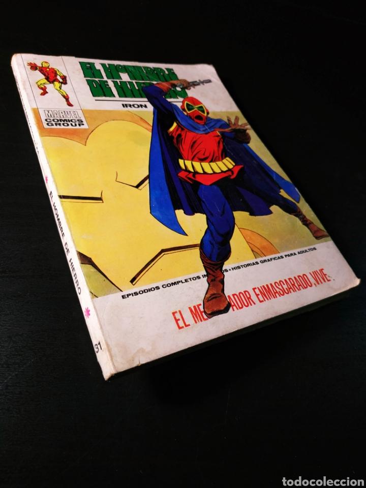 NORMAL ESTADO HOMBRE DE HIERRO 31 VERTICE TACO (Tebeos y Comics - Vértice - Hombre de Hierro)