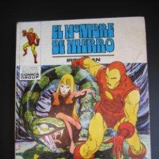 Cómics: IRON MAN (1969, VERTICE) -EL HOMBRE DE HIERRO- 26 · 1969 · JUEGO DE MUERTE. Lote 190157432