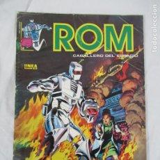 Cómics: ROM Nº 2 SURCO - MAL ESTADO. LEER. Lote 190157682