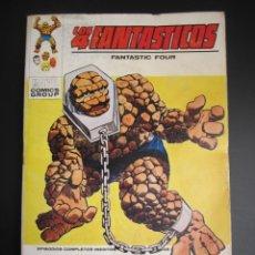 Comics : 4 FANTASTICOS, LOS (1969, VERTICE) -V.1- 45 · 1973 · RECLAMO A ESTE ESCLAVO. Lote 190164008