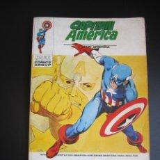 Cómics: CAPITAN AMERICA (1969, VERTICE) 28 · 1969 · EL ORIGEN DEL OTRO CAPITAN AMERICA. Lote 190178003