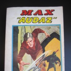 Cómics: MAX AUDAZ (1973, VERTICE) 4 · 1974 · MAX AUDAZ. Lote 190179862