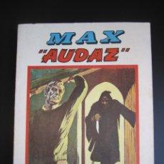 Cómics: MAX AUDAZ (1973, VERTICE) 7 · 1975 · MAX AUDAZ. Lote 190180045