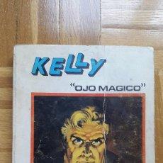 Cómics: COMIC KELLY. OJO MAGICO. VOL. 4. VERTICE. 288 PÁGINAS. EDICION ESPECIAL. VER FOTOS ADICIONALES. Lote 190219137