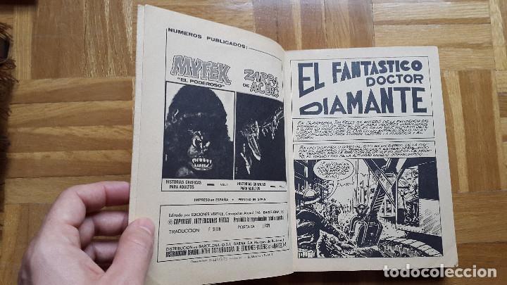 Cómics: COMIC KELLY. OJO MAGICO. VOL. 4. VERTICE. 288 PÁGINAS. EDICION ESPECIAL. VER FOTOS ADICIONALES - Foto 3 - 190219137