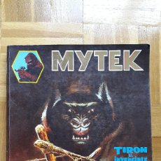 Cómics: COMIC MYTEK . TIRON EL INVENCIBLE. RETAPADO NÚMEROS 1 2 3 4 Y 5 - COMPLETO - . Lote 190230406