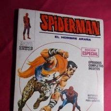 Fumetti: SPIDERMAN. VOL 1. Nº 13. LA EMOCION DE LA CAZA. VÉRTICE. TACO. Lote 190305641