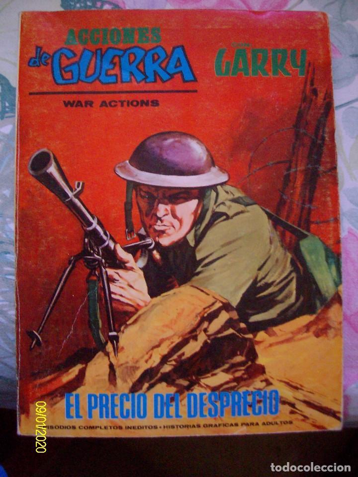ACCIONES DE GUERRA Nº 7 VERTICE TACO VOLUMEN 1 (Tebeos y Comics - Vértice - V.1)