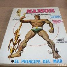 Comics: NAMOR Nº 1 -VER ESTADO. Lote 190406203