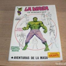 Comics: LA MASA EDICION GIGANTE -VER ESTADO. Lote 190409653