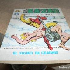 Comics: KAZAR 6. Lote 190410435