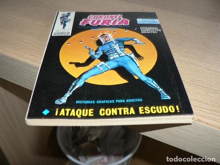 CORONEL FURIA 11 (Tebeos y Comics - Vértice - Otros)