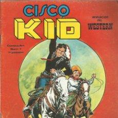 Cómics: CISCO KID Nº 1 Y Nº 3 VERTICE COMICS-ART. Lote 190424810