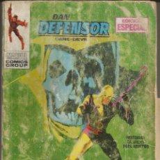 Cómics: DAN DEFENSOR V1 Nº 3 CONTRA MR. MIEDO. COMPLETO, PERO COLOREADO EN SU INTERIOR. REPARADO.. Lote 190453350