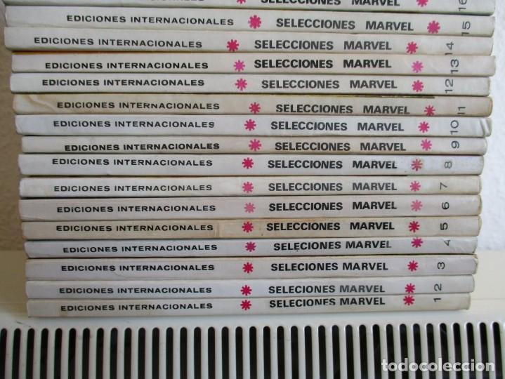 Cómics: SELECCIONES MARVEL VERTICE TACO ¡¡¡ ¡MUY BUEN ESTADO !!!! COLECCION COMPLETA - Foto 4 - 190479790