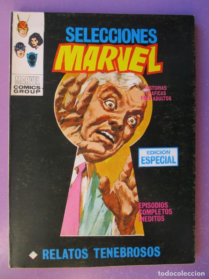 Cómics: SELECCIONES MARVEL VERTICE TACO ¡¡¡ ¡MUY BUEN ESTADO !!!! COLECCION COMPLETA - Foto 26 - 190479790