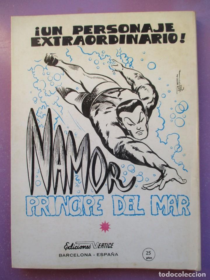 Cómics: SELECCIONES MARVEL VERTICE TACO ¡¡¡ ¡MUY BUEN ESTADO !!!! COLECCION COMPLETA - Foto 27 - 190479790