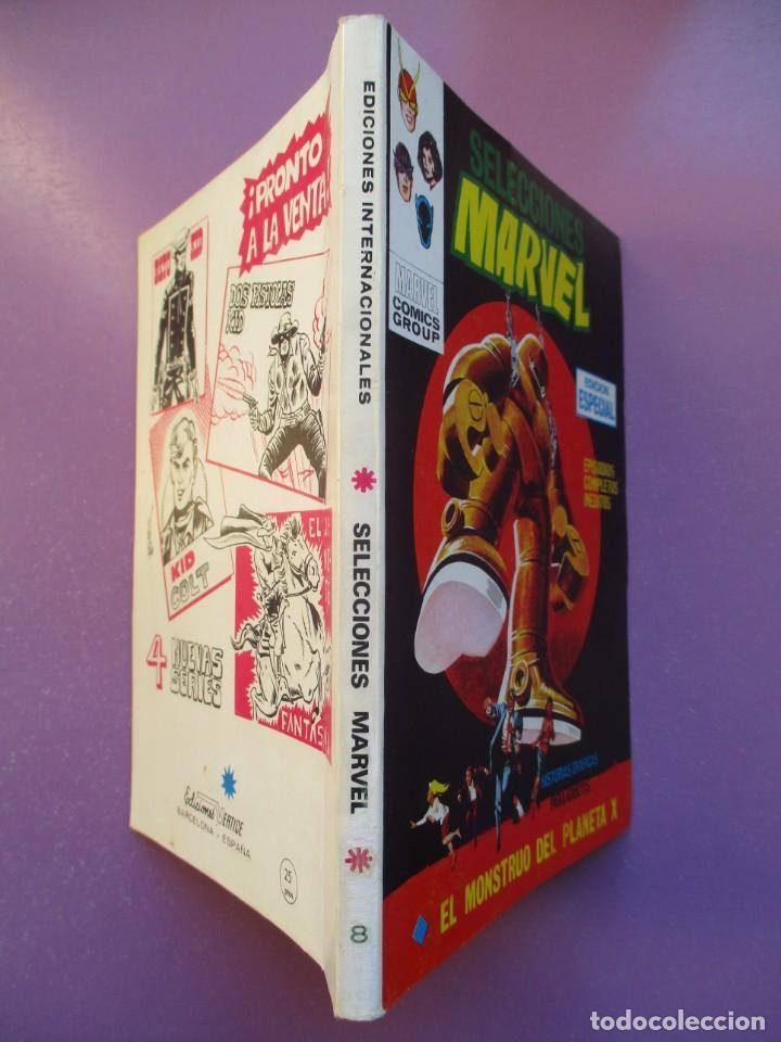 Cómics: SELECCIONES MARVEL VERTICE TACO ¡¡¡ ¡MUY BUEN ESTADO !!!! COLECCION COMPLETA - Foto 36 - 190479790