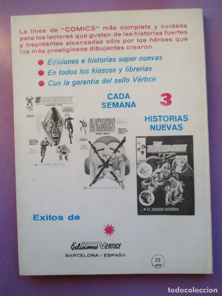 Cómics: SELECCIONES MARVEL VERTICE TACO ¡¡¡ ¡MUY BUEN ESTADO !!!! COLECCION COMPLETA - Foto 65 - 190479790