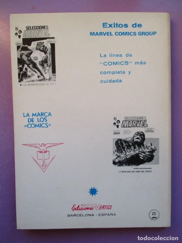 Cómics: SELECCIONES MARVEL VERTICE TACO ¡¡¡ ¡MUY BUEN ESTADO !!!! COLECCION COMPLETA - Foto 85 - 190479790