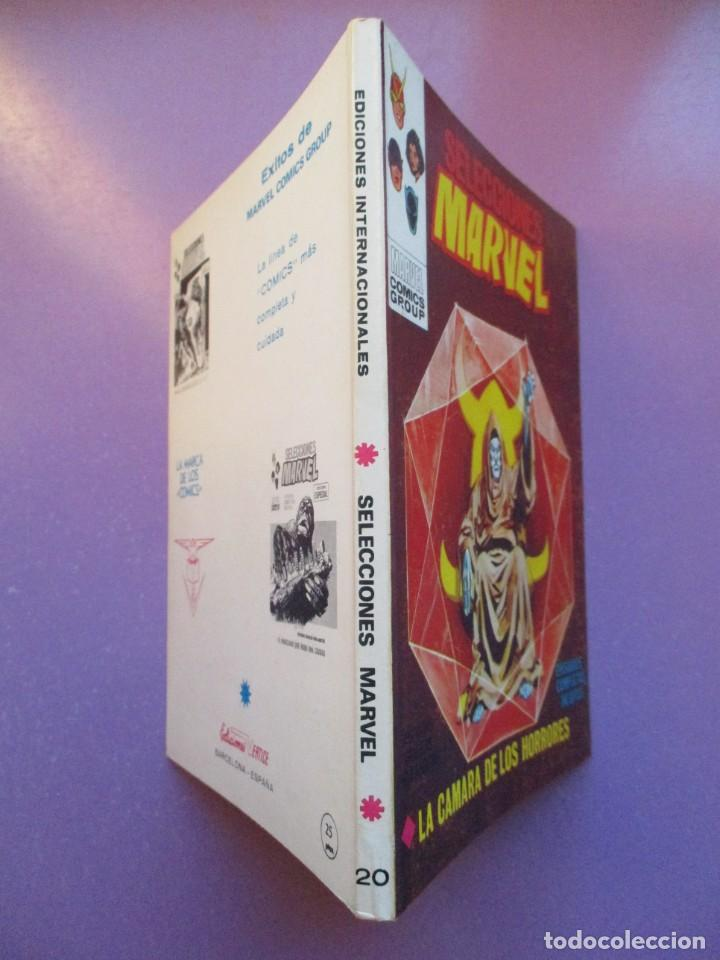 Cómics: SELECCIONES MARVEL VERTICE TACO ¡¡¡ ¡MUY BUEN ESTADO !!!! COLECCION COMPLETA - Foto 86 - 190479790