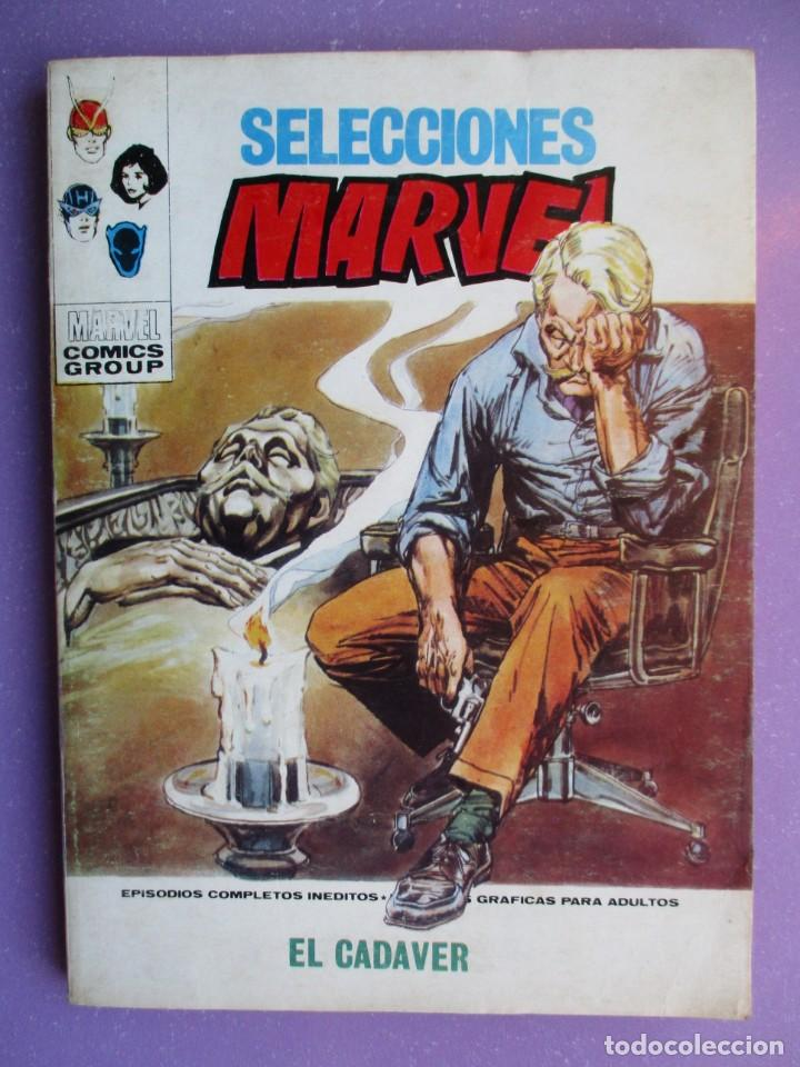 Cómics: SELECCIONES MARVEL VERTICE TACO ¡¡¡ ¡MUY BUEN ESTADO !!!! COLECCION COMPLETA - Foto 96 - 190479790