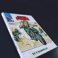 Cómics: BUEN ESTADO SARGENTO FURIA 24 VERTICE TACO. Lote 190500748