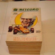 Cómics: METEORO - VERTICE - VOLUMEN 1 - COLECCION COMPLETA - 12 NUMEROS - CJ 103 - BUEN ESTADO - GORBAUD. Lote 190502397
