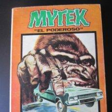 Cómics: MYTEK (1971, VERTICE) 5 · 1972 · MYTEK EL PODEROSO. Lote 190603026
