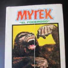 Cómics: MYTEK (1971, VERTICE) 3 · 1972 · MYTEK EL PODEROSO. Lote 190604848
