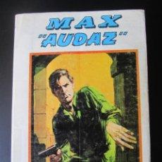 Cómics: MAX AUDAZ (1973, VERTICE) 2 · 1973 · MAX AUDAZ. Lote 190605663