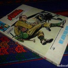 Cómics: VÉRTICE VOL. 1 SARGENTO FURIA Nº 8. 1972. MUY JOVEN PARA MORIR. . Lote 190717488