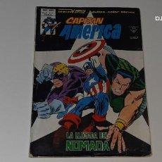 Cómics: VERTICE - EL CAPITAN AMERICA - Nº 41 V. 3 LA LLEGADA DEL NOMADA - AÑO 1979. Lote 190729671