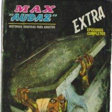 Cómics: MAX AUDAZ EXTRA NUMERO 3 TACO. VERTICE. Lote 190735502