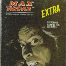 Cómics: MAX AUDAZ EXTRA NUMERO 7 TACO. VERTICE. Lote 190735796