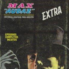 Cómics: MAX AUDAZ EXTRA NUMERO 9 TACO. VERTICE. Lote 190735913