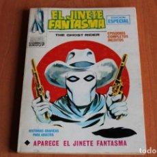 Cómics: EL JINETE FANTASMA / APARECE EL JINETE FANTASMA Nº 1 / ED.VERTICE. Lote 190929222