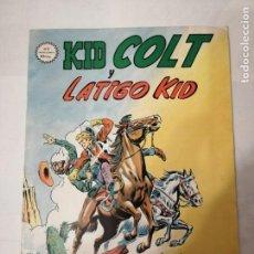 Cómics: KID COLT Y LATIGO KID.. Lote 191017330