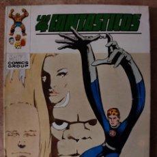 Cómics: LOS 4 FANTASTICOS, V.1 Nº57, EDT. VERTICE, LOS SECRETOS DE LOS ETERNOS, 1973. Lote 191092686